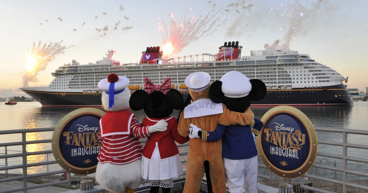 A Disney Cruise - The Perfect Compromise